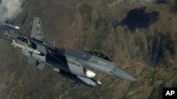 عراق امریکی کمپنی سے 'ایف-16' طیارے خریدے گا
