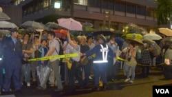 جوہری بجلی گھر دوبارہ کھولنے کے خلاف ٹوکیو میں مظاہرہ
