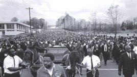 50 vjetori i Marshimit në Uashington