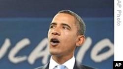 新学年伊始 奥巴马开学讲话引争议