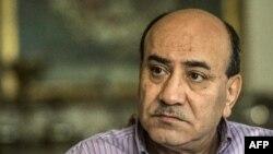 Le juge Hisham Geneina lors d'une interview au Caire, le 23 juin 2016
