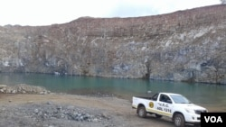 EGoddard Mine.