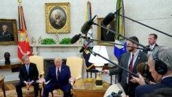 白宫要义(黄耀毅):特朗普与芬兰总统谈在北极以及5G领域对抗中国