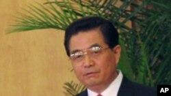 후진타오 국가주석