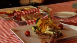 Berlin: Kriza greke në një menu restoranti