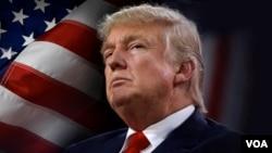 Tổng thống tân cử Mỹ Donald Trump.