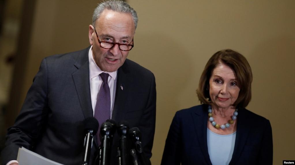 Ligjvënësit Schumer, Pelosi, thirrje për shkarkimin e republikanit Nunes