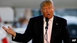 Trump pide que las voces de sus numerosos seguidores sean oídas en la Convención republicana.