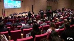 Azərbaaycan-ABŞ biznes forumu