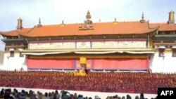 Thêm một người Tây Tạng tự thiêu