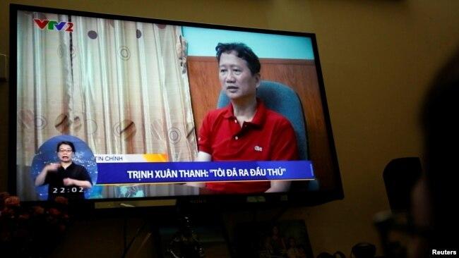 """Ông Trịnh Xuân Thanh """"cung cấp bằng chứng"""" về ông Thăng để """"tự cứu mình""""?"""