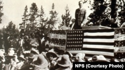 1929 Grand Teton Dedication