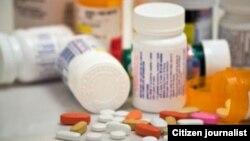Obat-obatan yang mengandung bahan kimia sintetis bisa mengganggu sistem hormon dalam tubuh dan berdampak buruk bagi kesehatan (foto: ilustrasi).