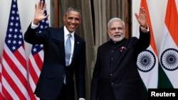 ولسمشر اوباما په درې ورځني سفر، هند ته تللی دی.