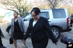 Constitutional Court Justice Chigumba