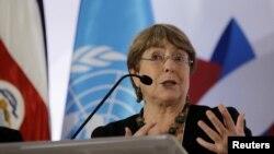 Mchelle Bachelet