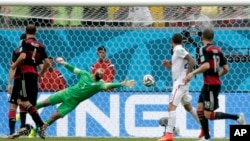 World Cup Enters Knockout Round