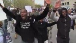 Протести во Балтимор за 25-годишниот Фреди Геј