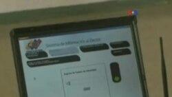 Venezolanos instan a la participación electoral