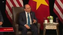 Mỹ gây áp lực châu Á về vấn đề Biển Đông