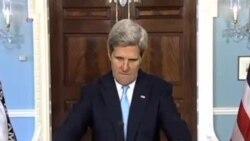 """奥巴马考虑对叙进行""""有限""""回应"""