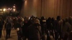 دردسر هجوم مهاجران به تونل مانش برای پلیس فرانسه