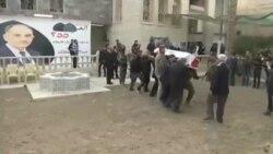 اعتراض نمایندگان سنی مجلس عراق به کشته شدن یکی از رهبران طوایف سنی