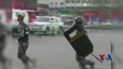 新闻自由日 美国关注维族记者买买提江