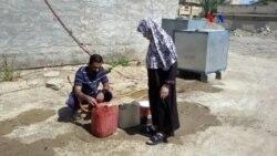 Niños atrapados en Faluya sin agua potable y con pocos alimentos