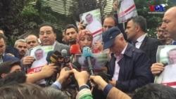 Kaşıkçı İçin İstanbul'da Gösteri