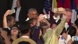 奧巴馬告訴東南亞年輕人 行動起來實現願望