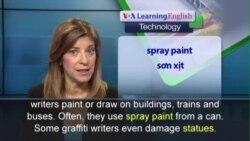 Anh ngữ đặc biệt: Graffiti sniffer (VOA)