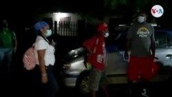 Indígenas y afrodescendientes acuden a la jornada de vacunación contra el COVID-19 en Nicaragua