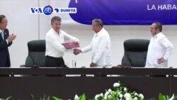 VOA60 DUNIYA: NORWAY Shugaban Kasar Columbia Juan Manuel Santos Ya Lashe Lambar YaboTa Nobel Ta Zaman Lahiya