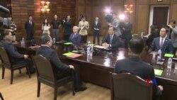 2018-08-14 美國之音視頻新聞: 南北韓領袖九月份於平壤會面