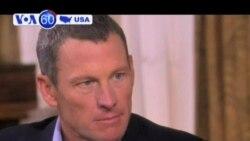 Lance Armstrong thừa nhận sử dụng thuốc kích thích
