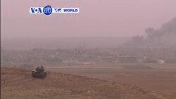 VOA60 Duniya: ISIL na Kokarin Kwace Garin Kobani, Oktoba 10, 2014