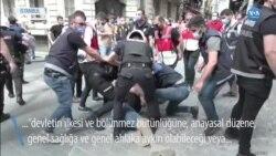 İstanbul'da Onur Yürüyüşü'ne Polis Müdahalesi