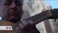 موزیکی غەنی میرزۆ لە ئیسپانیا