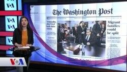 10 Nisan Amerikan Basınından Özetler