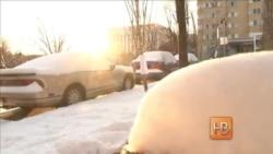 Одиночный пикет у посольства России
