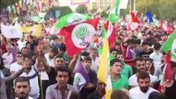 HDP'nin 'Vicdan ve Adalet' Eylemlerinde İkinci Tur