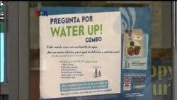 Kampanye 'Water Up' Sehatkan Komunitas