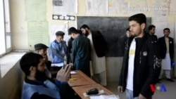 Afg'onistonda parlament saylovlari
