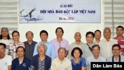 Lễ ra mắt Hội nhà báo Độc lập Việt Nam