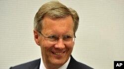 کریستین وولف رئیس جمهور آلمان