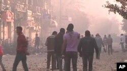 Αίγυπτος: Συνεχίστηκαν για τέταρτη ημέρα οι συμπλοκές διαδηλωτών – αστυνομίας