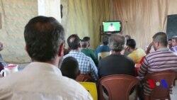 Efrînîyên Derbider bi Maçên Kupaya Cîhanî Êşên Xwe Bîr Bikin