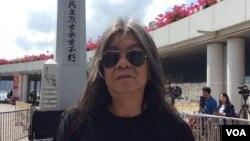 香港支聯會成員、前立法會議員梁國雄。
