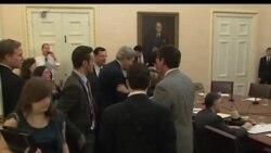 2013-01-30 美國之音視頻新聞: 參議院批准克里接任美國國務卿